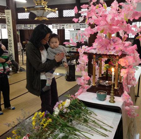 2013年4月20日 富山北組キッズサンガ はなまつり開催!