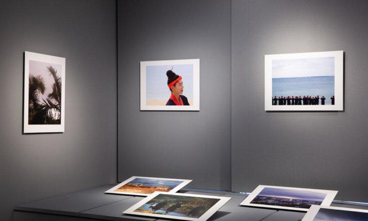 琳空館二階フォトギャラリー 写真家・石黒健治『琉球弧物語抄』展