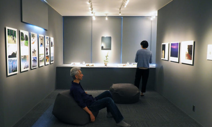 琳空館ニ階ギャラリー『アミタ-ひかりといのち-』展のご案内